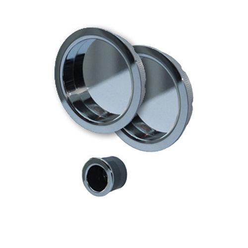 JV822 Circular Flush Pull Handle Set For Pocket Doors