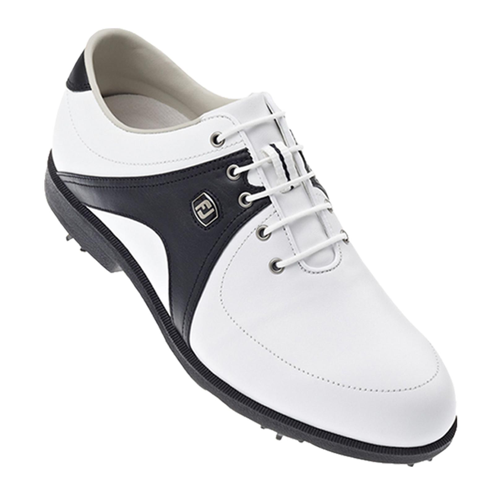 footjoy aql golf shoes new womens fj leather