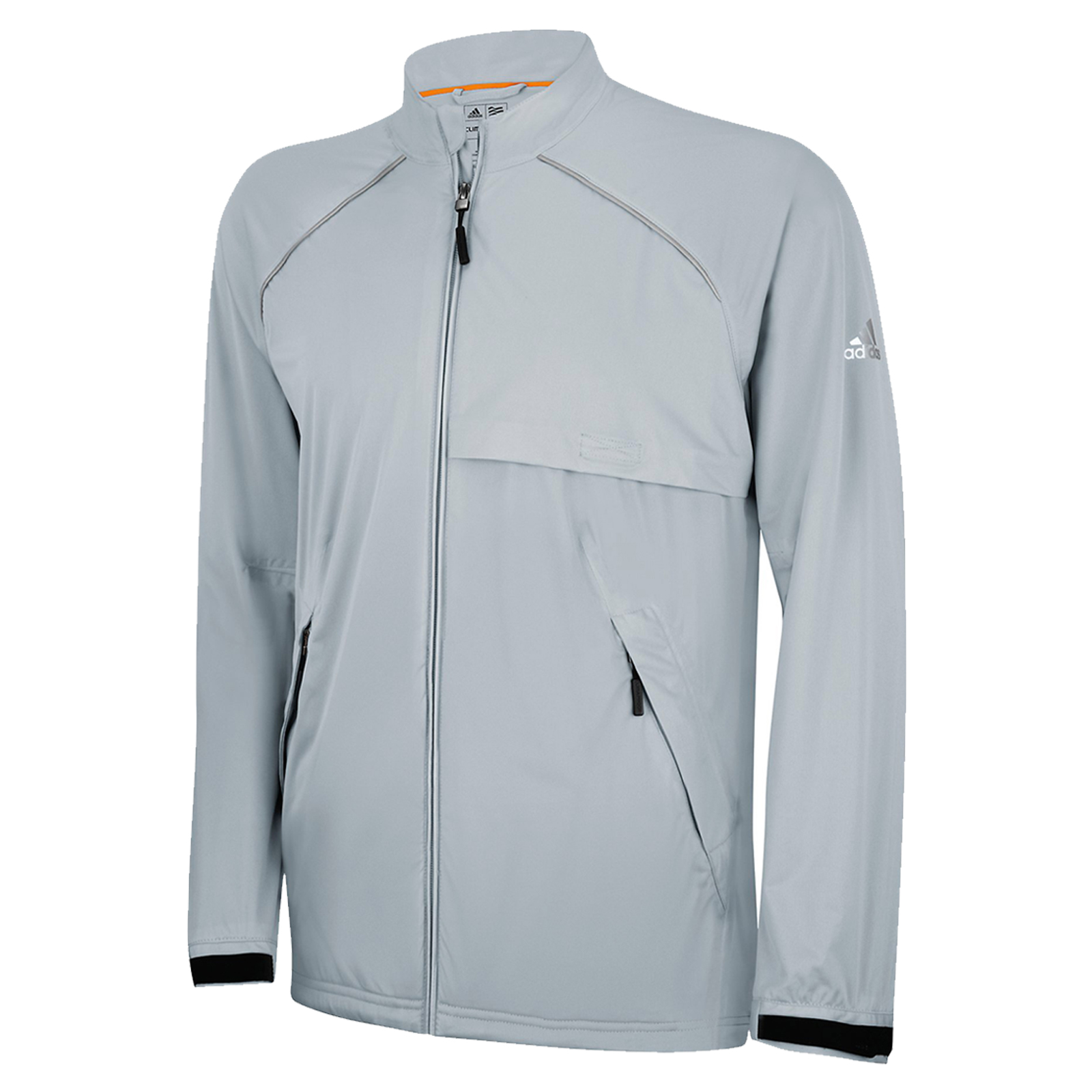 Adidas mens climaproof storm soft shell rain jacket xl for Adidas golf rain shirt