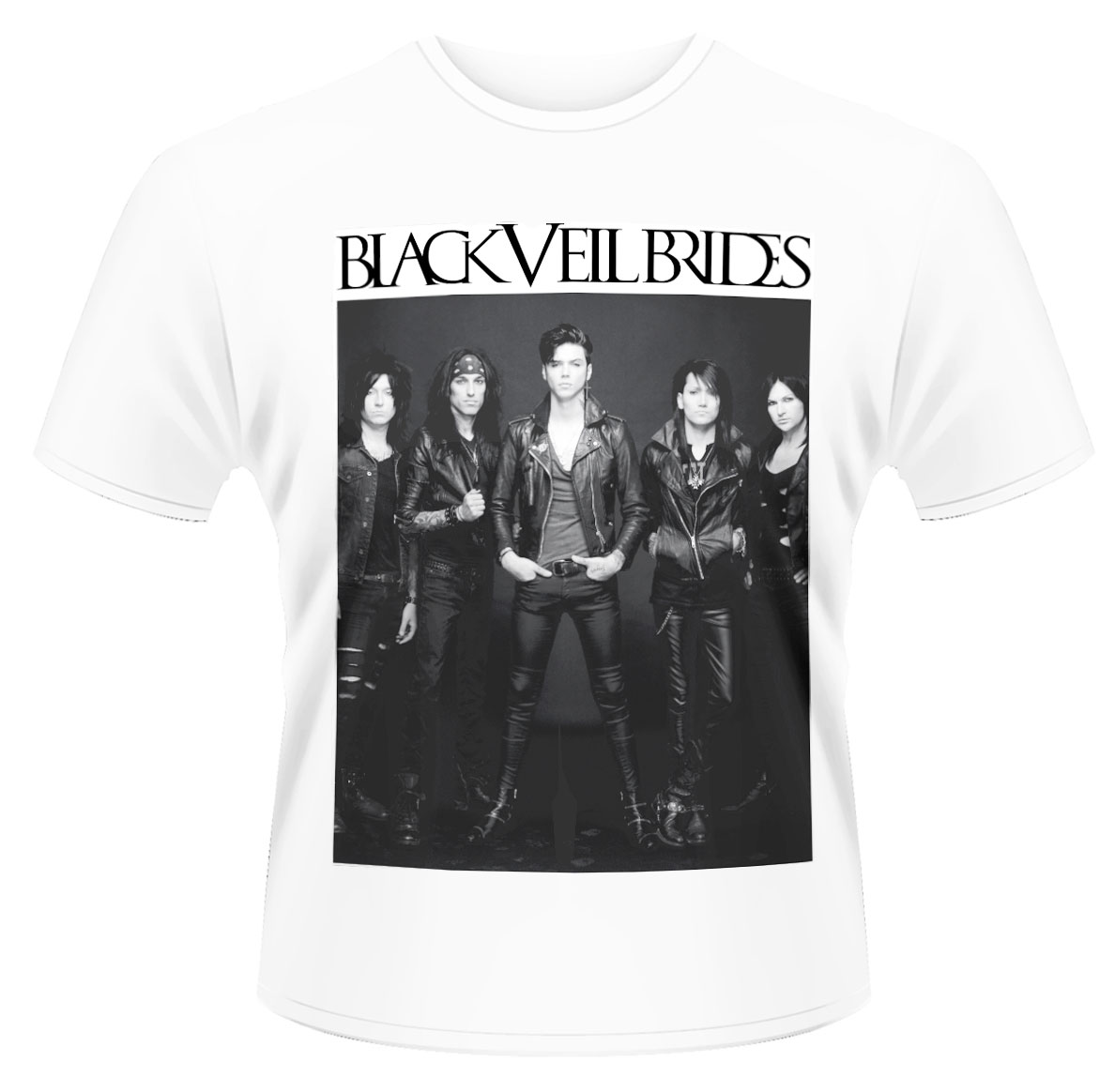 Black-Veil-Brides-Blackout-T-Shirt-NEW-OFFICIAL