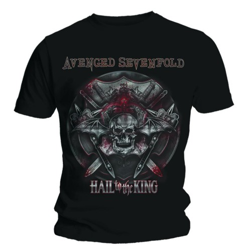 Avenged Sevenfold 'Battle Armour' T-Shirt