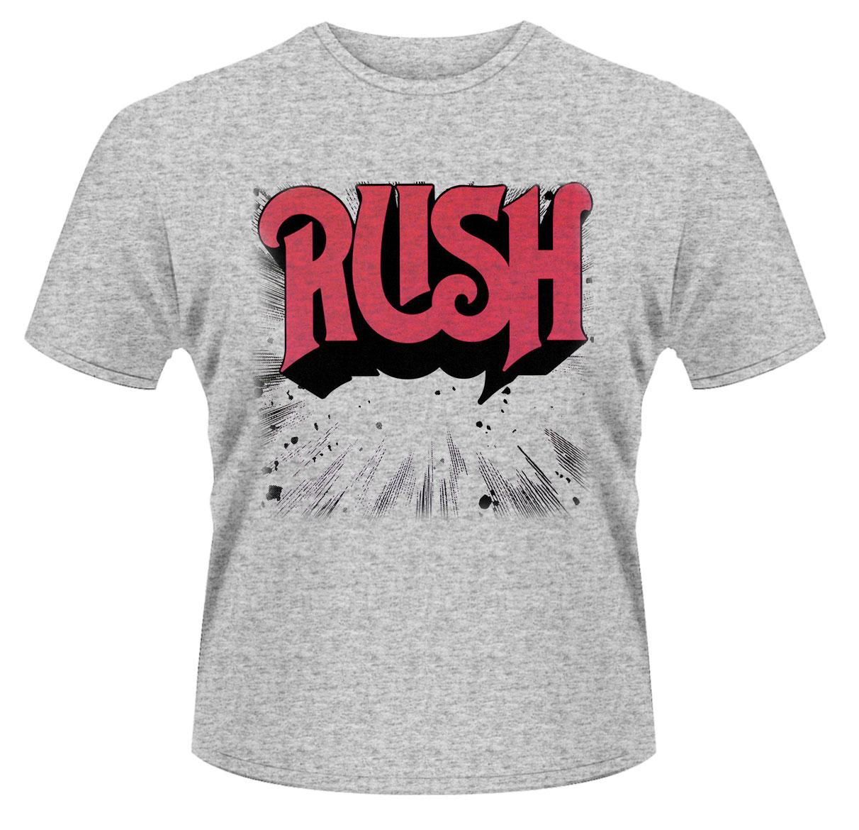 Rush Rush T Shirt New Amp Official