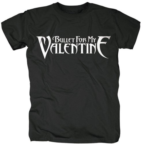 Bullet-For-My-Valentine-Logo-T-Shirt-NEW-OFFICIAL