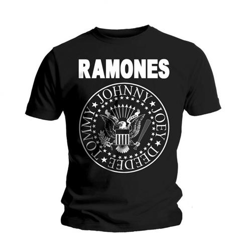 Ramones-039-Seal-039-T-Shirt-NEW-amp-OFFICIAL