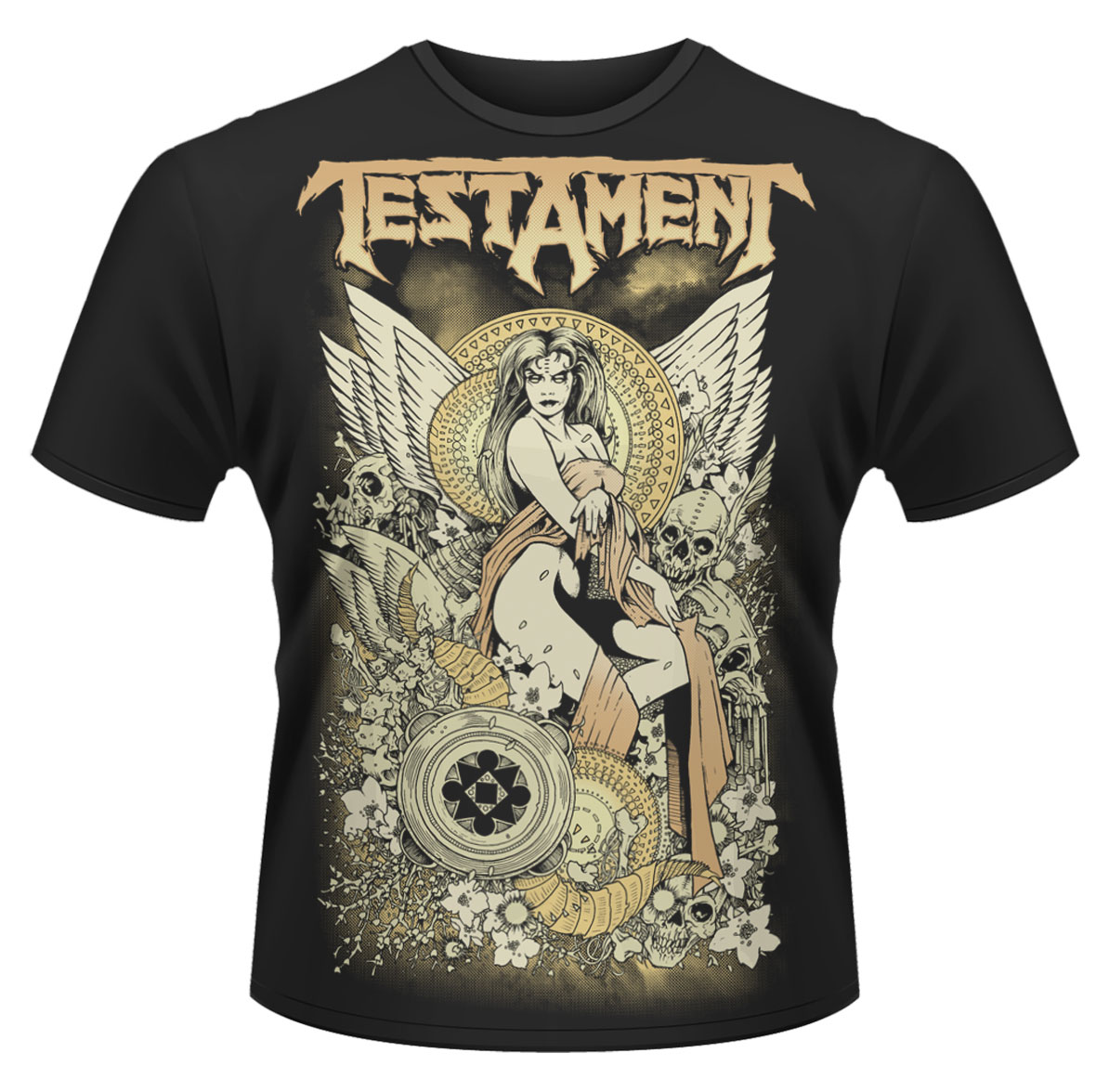 Testament 'Maiden' T-Shirt