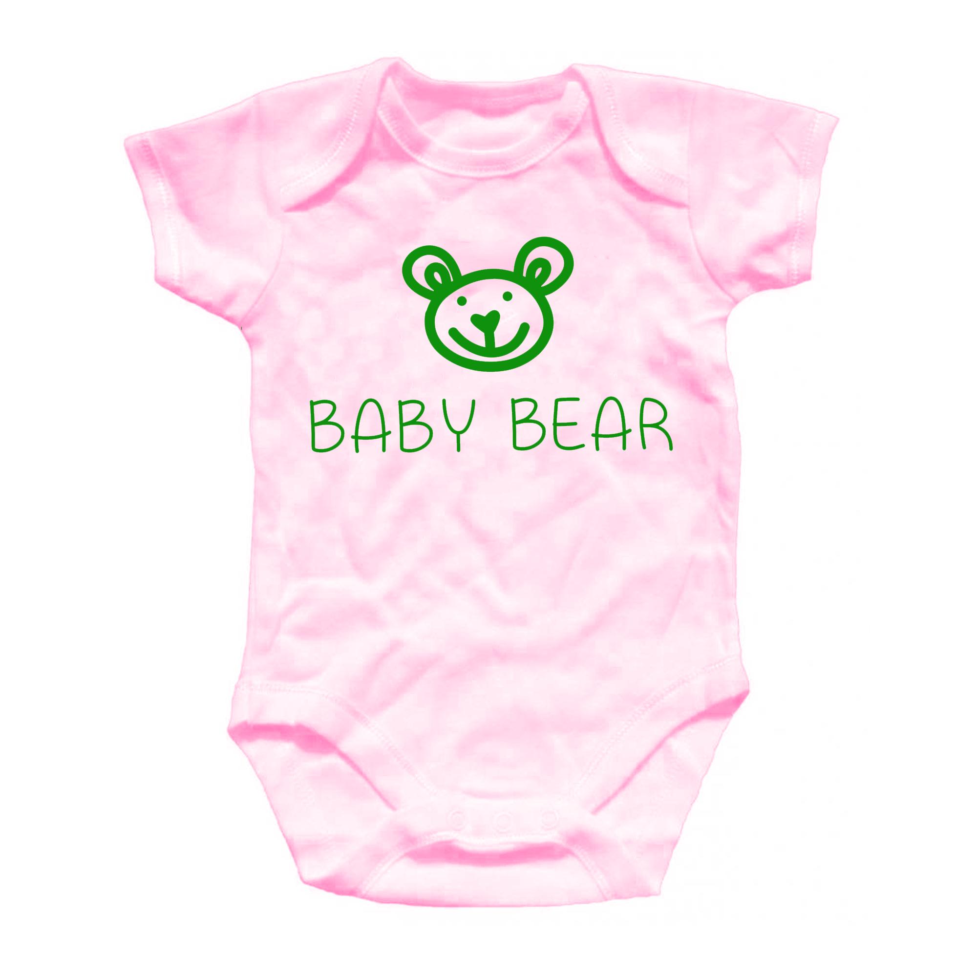 Personalised baby bear grow boys present gift onesie all in one blue personalised baby bear grow boys present gift onesie negle Gallery