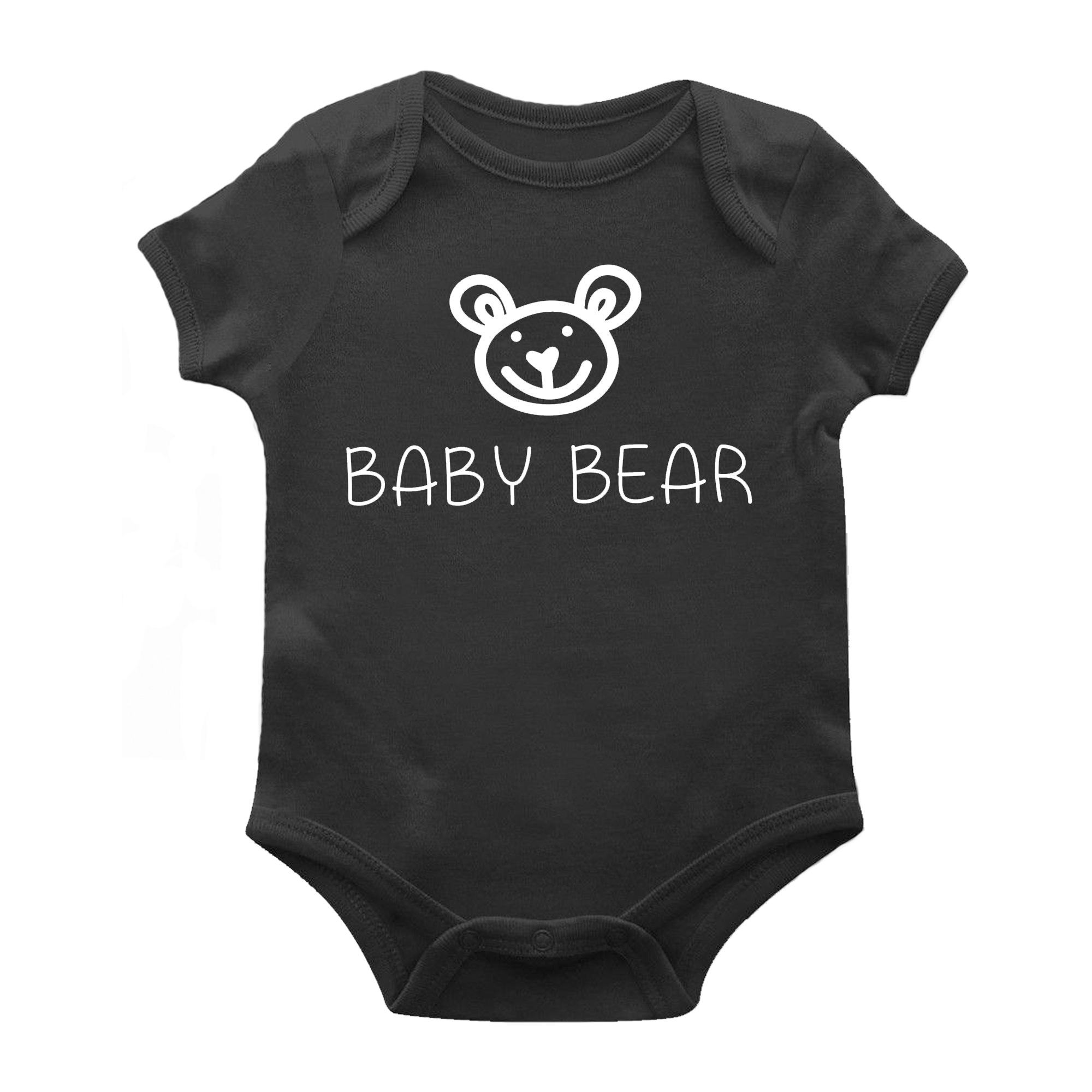 Personalised baby bear grow boys present gift onesie all in one blue image is loading personalised baby bear grow boys present gift onesie negle Gallery