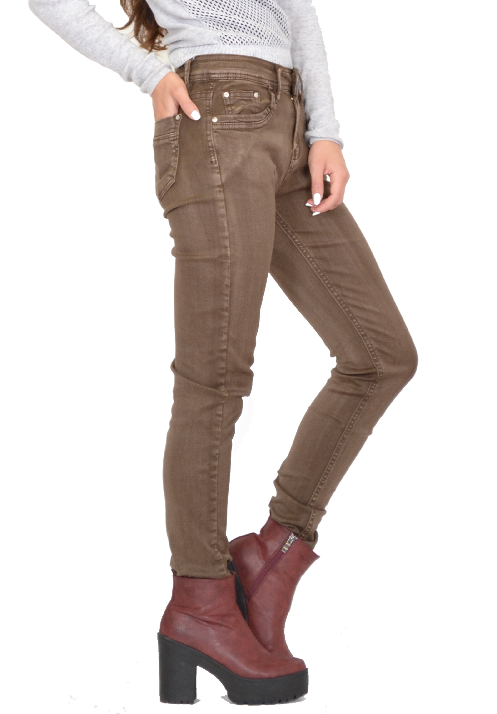 Find great deals on eBay for ladies brown jeans. Shop with confidence.