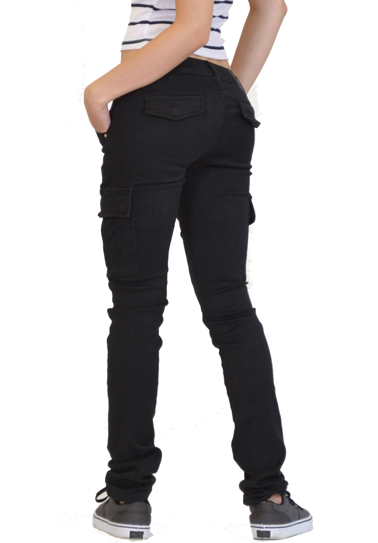 Perfect Women Fitted Cargouniform Pants  EBay