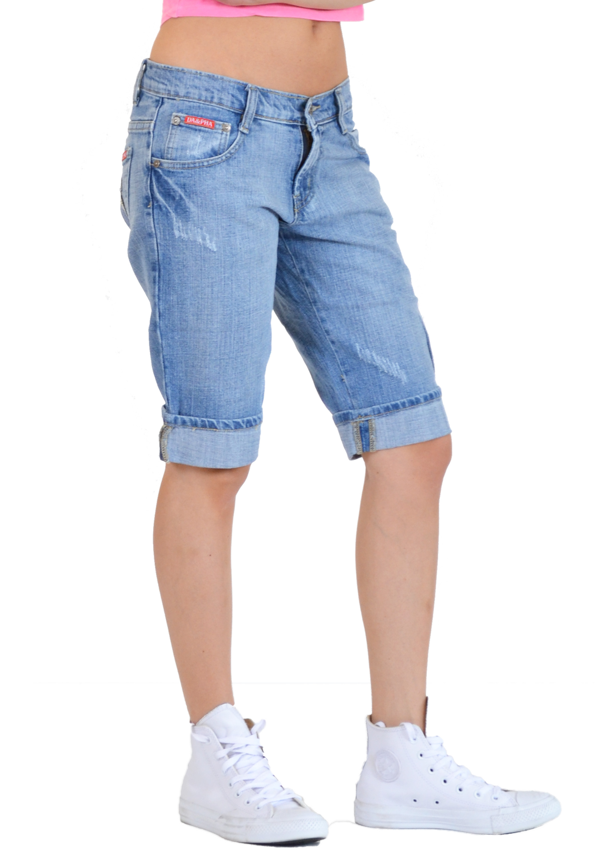 Longer Length Shorts Ladies