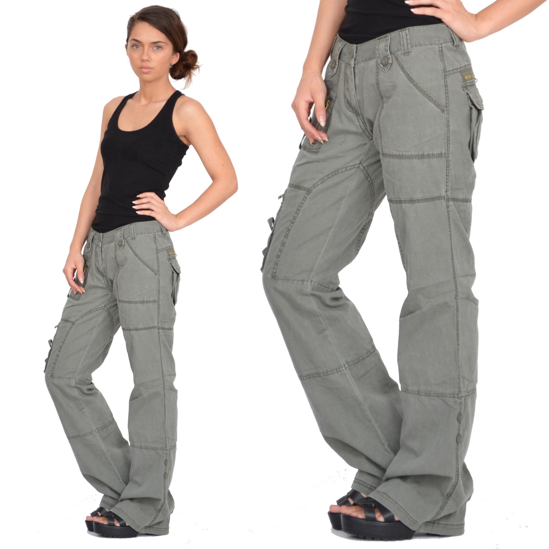 Innovative Missguided Slinky Wide Leg Trousers Khaki In Khaki  Lyst