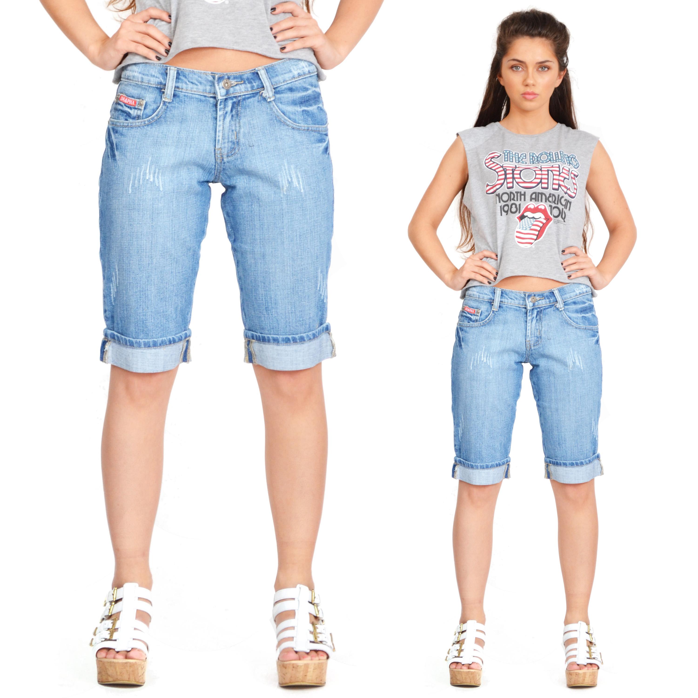 Luxury  Length Plain Basic Leggings Womens Viscose Short Jeggings Pants  EBay