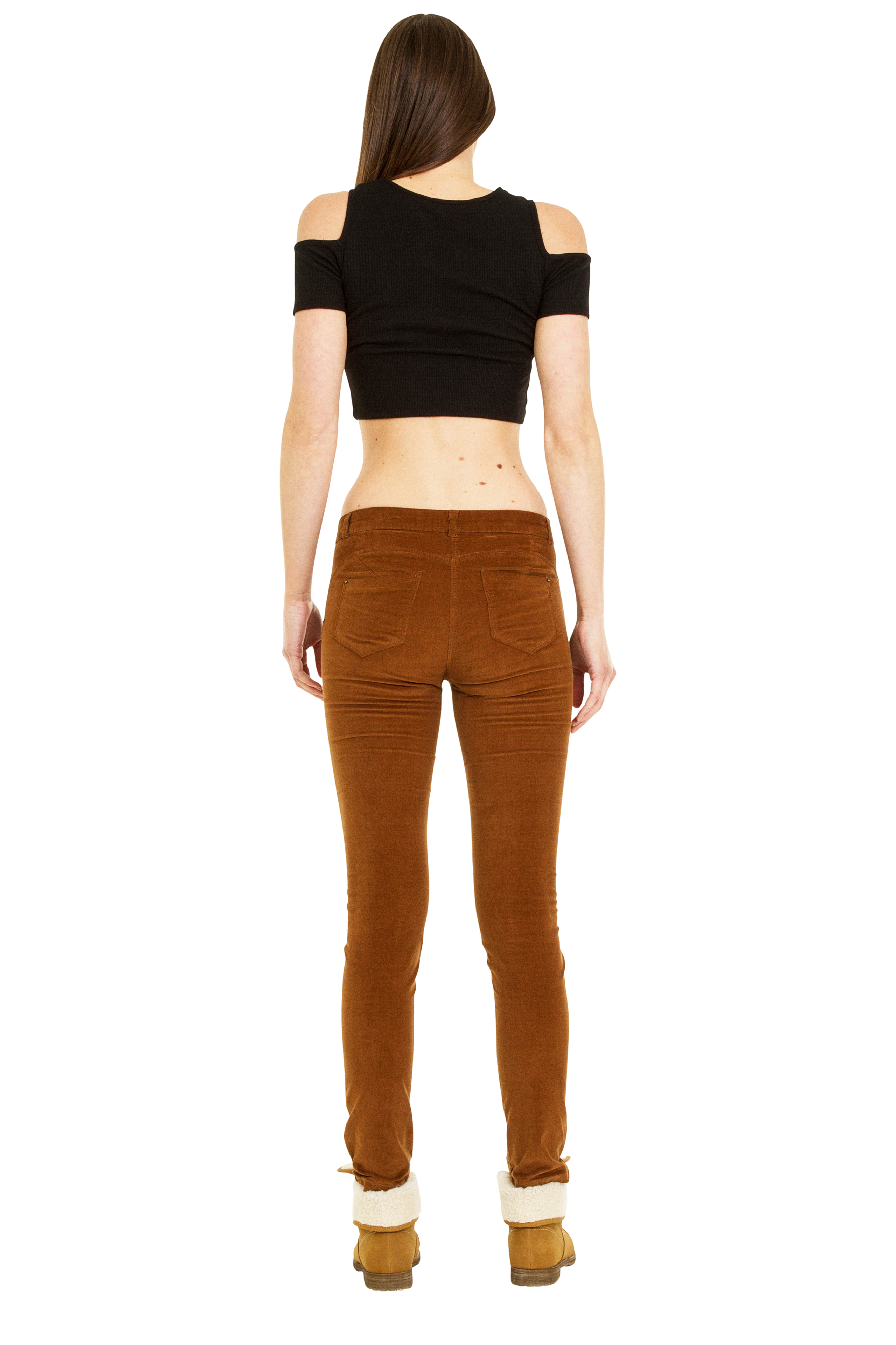 Find women's brown corduroy pants at ShopStyle. Shop the latest collection of women's brown corduroy pants from the most popular stores - all in one.