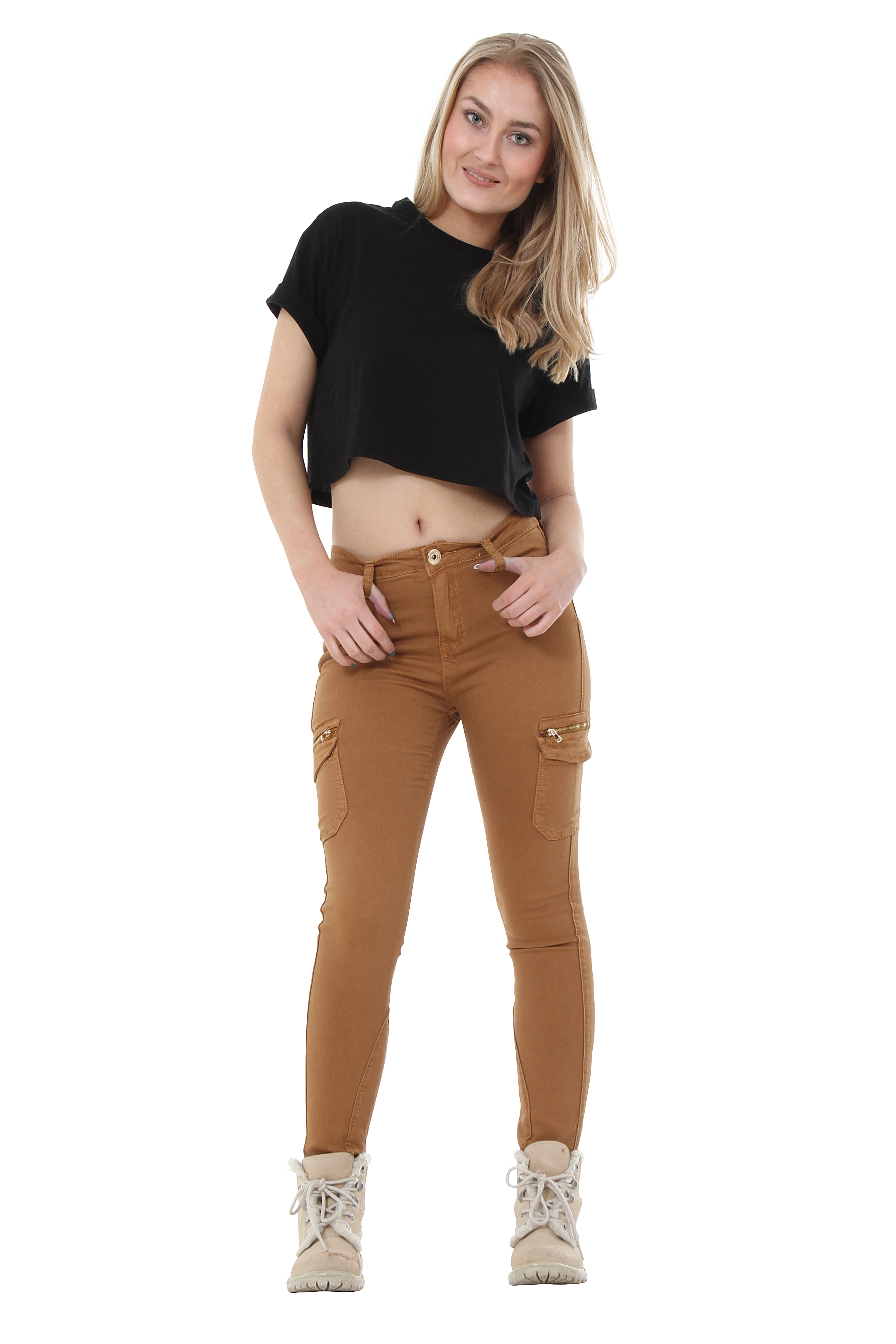 Our collection of petite jeans for women 5' 3