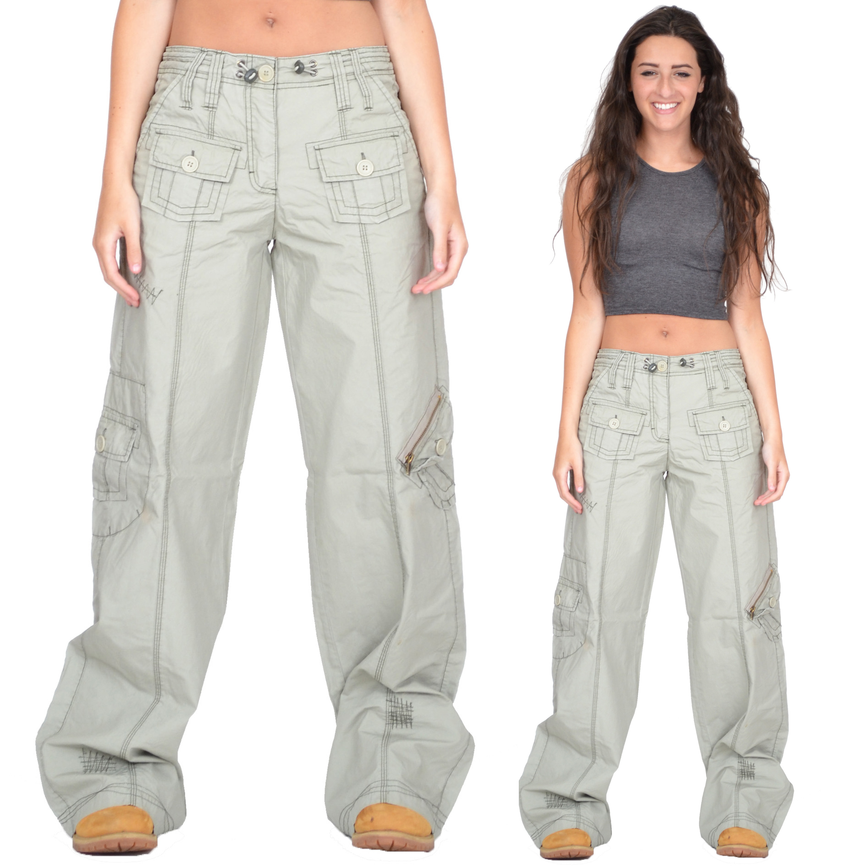 Outfits with Baggy stilyaga.tk you are tired of wearing same mainstream trousers,skinny pants and want to try something new then must get inspiration from a baggy pants style. Baggy trousers can be worn for all the occasions provided you know to match it as per the event.