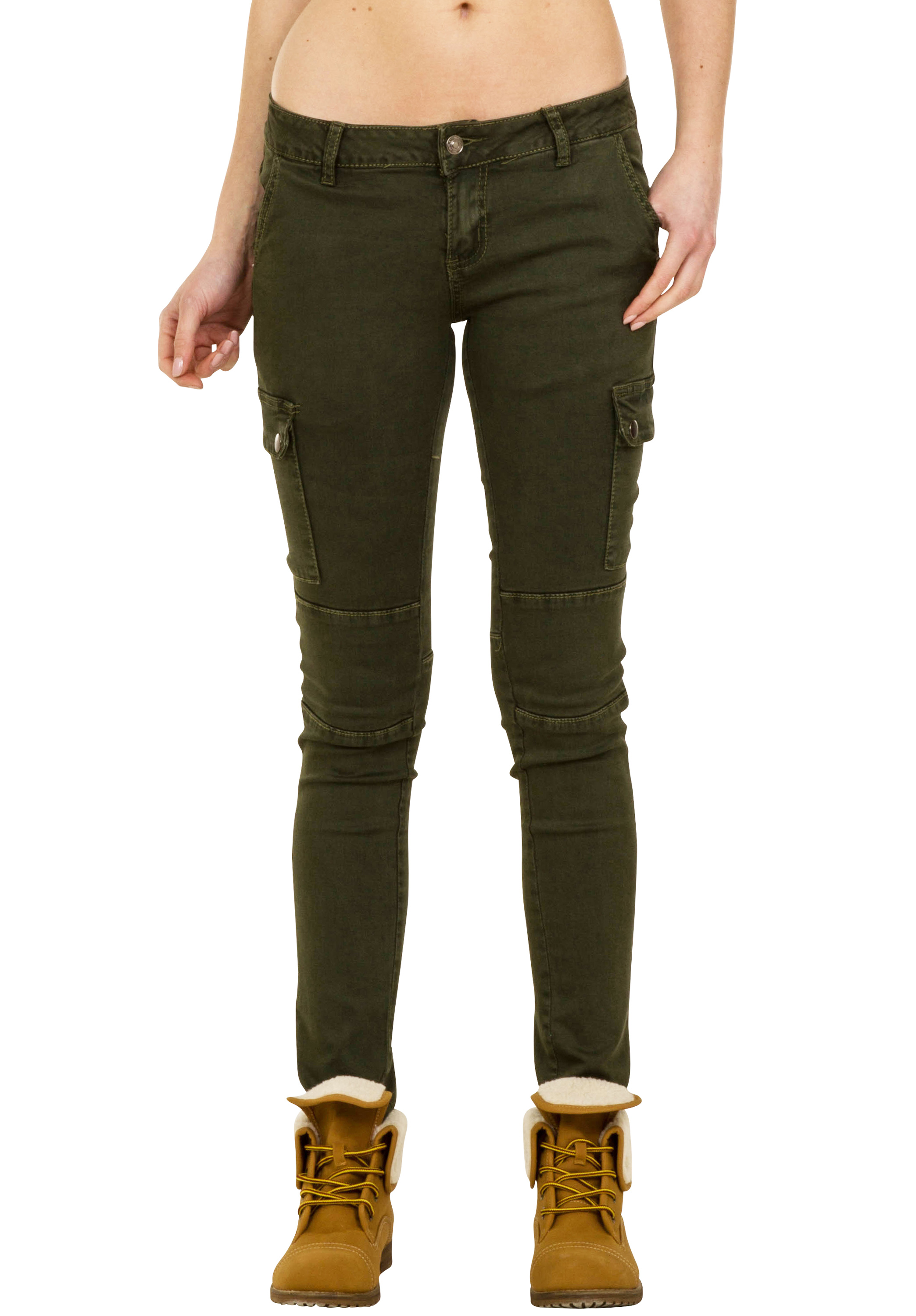Perfect Cute Cargo Pants Tags Clothes Pants Green Girl Trousers Related