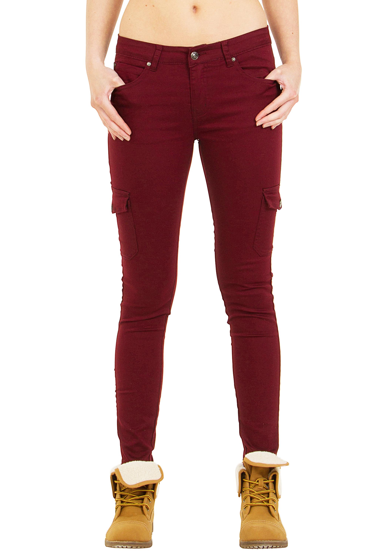 Original Women39s Low Rise Cotton Cargo Chef Pants 3250  Chefwear