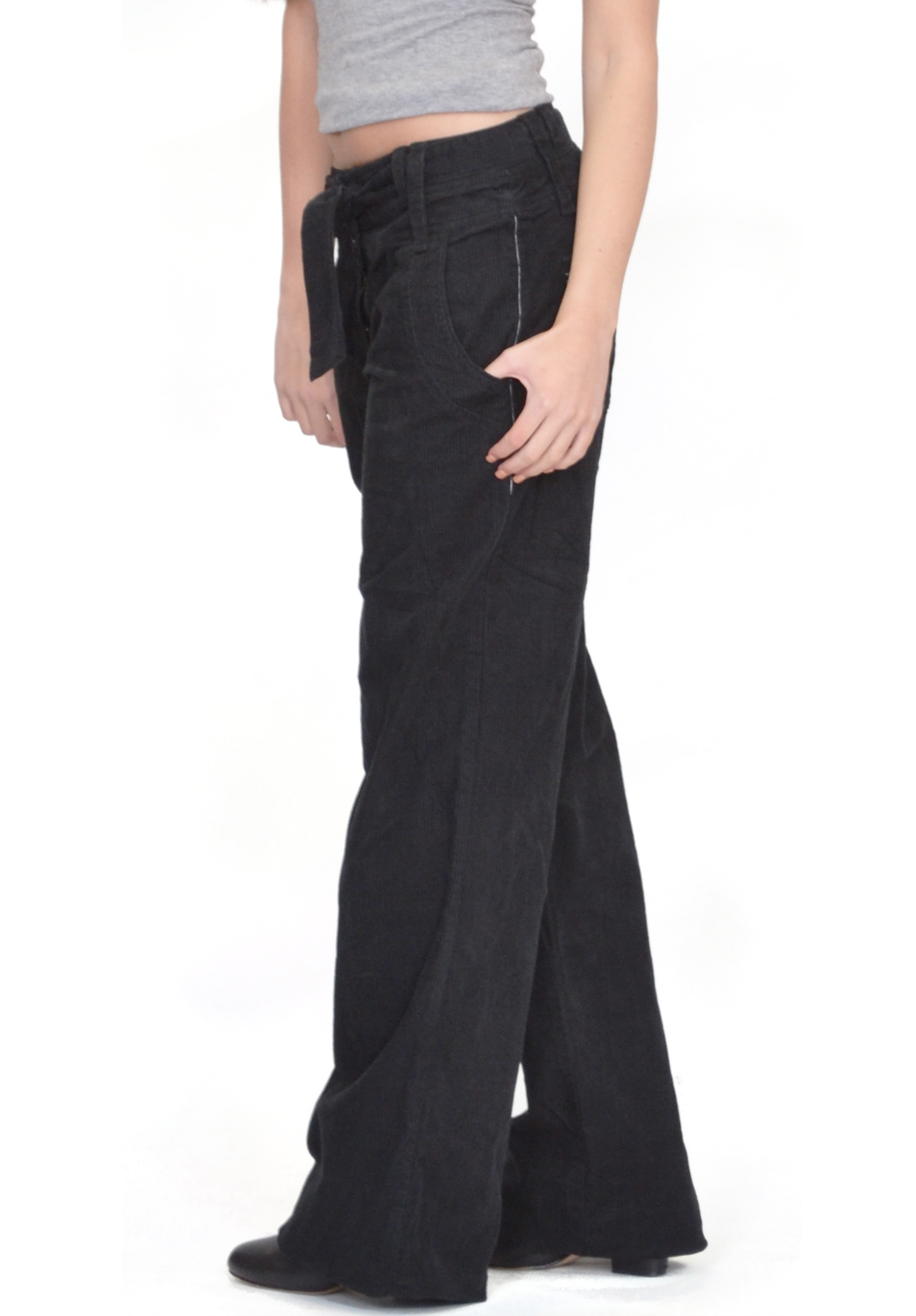 Shop Online Womens Elasticated Waist Stretch Ribbed Bootleg Trousers Ladies Pull ON Pants Finely Ribbed Nurse £ - £ LADIES STRETCH TROUSERS PACK OF 2 BOOTLEG STRETCH RIBBED TROUSERS BLACK SIZE £ - £ Prime. AFS Mens Corduroy Trousers Cotton Jeans Elasticated Adjustable Waist Pants. £