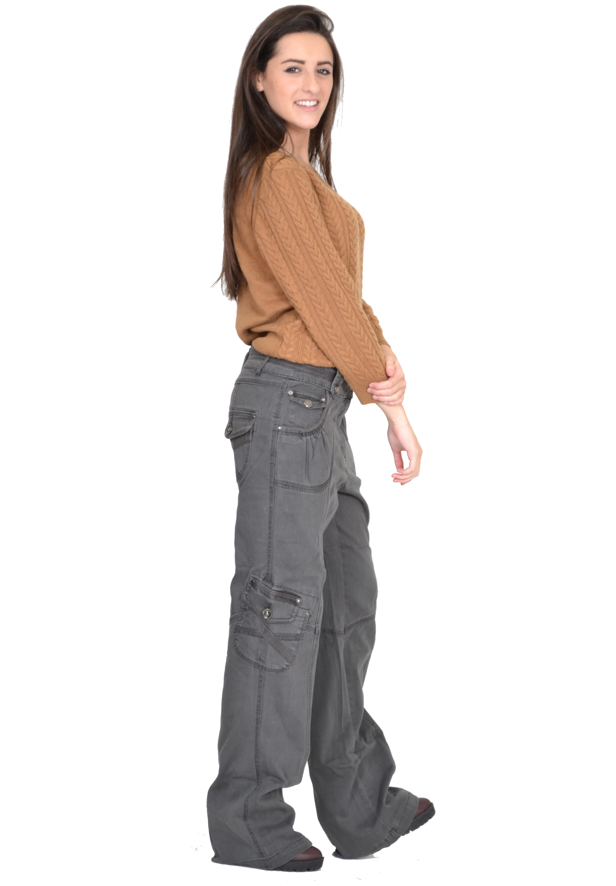 Brilliant Treasure Amp Bond Cargo Pants In Gray Grey Forged  Lyst