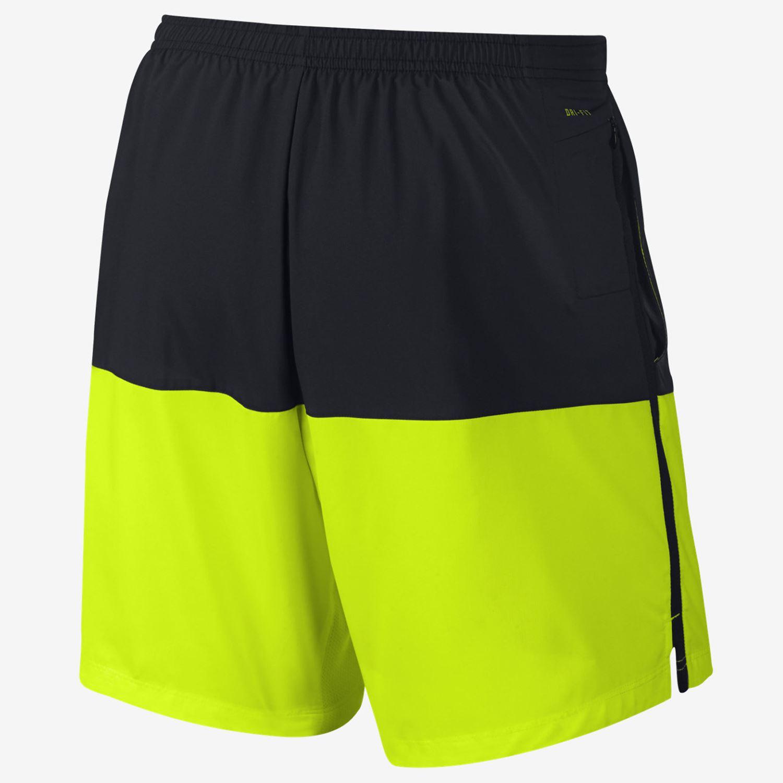 nike men 39 s dri fit distance running 7 shorts ebay. Black Bedroom Furniture Sets. Home Design Ideas
