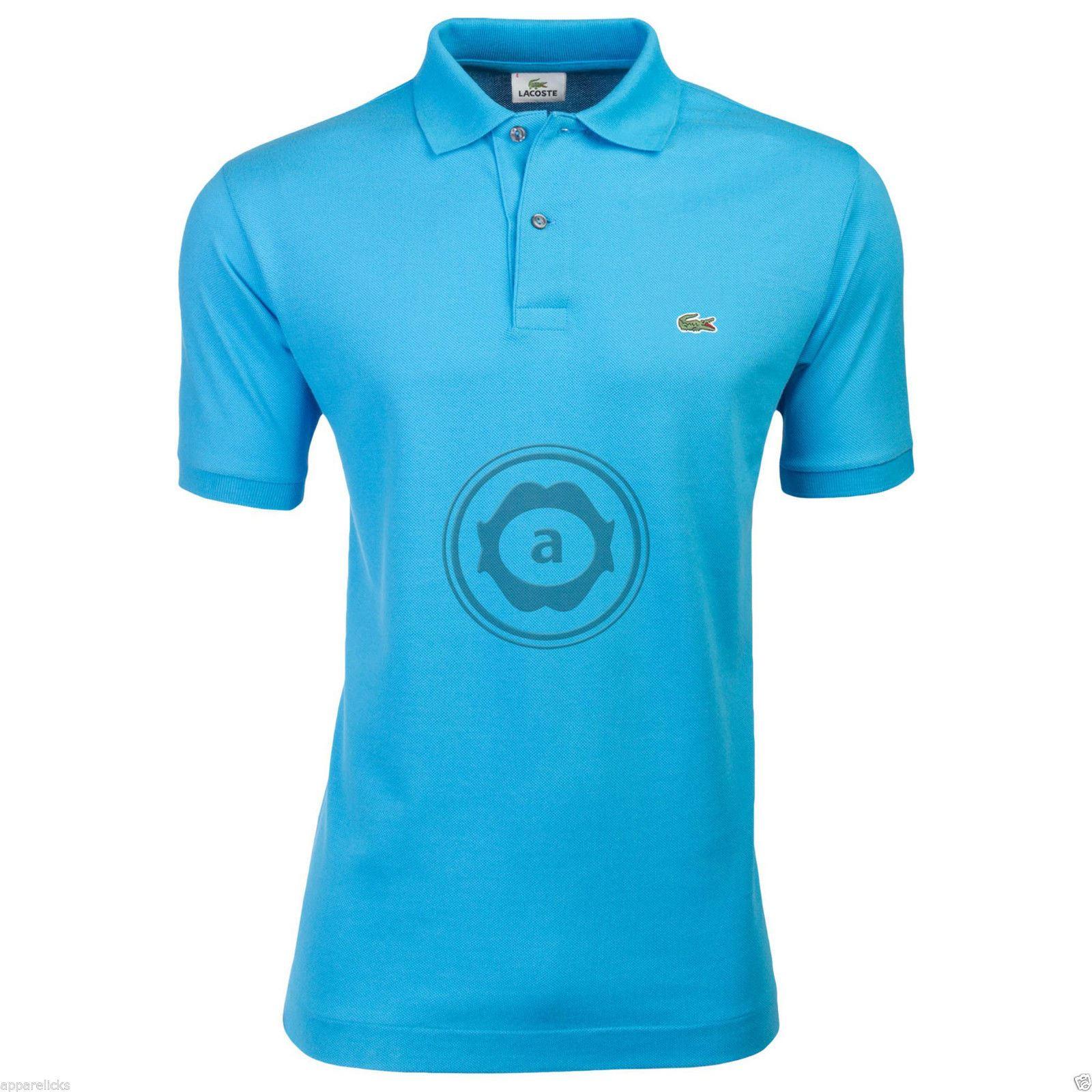 lacoste men 039 s l1212 polo shirt cotton classic fit all