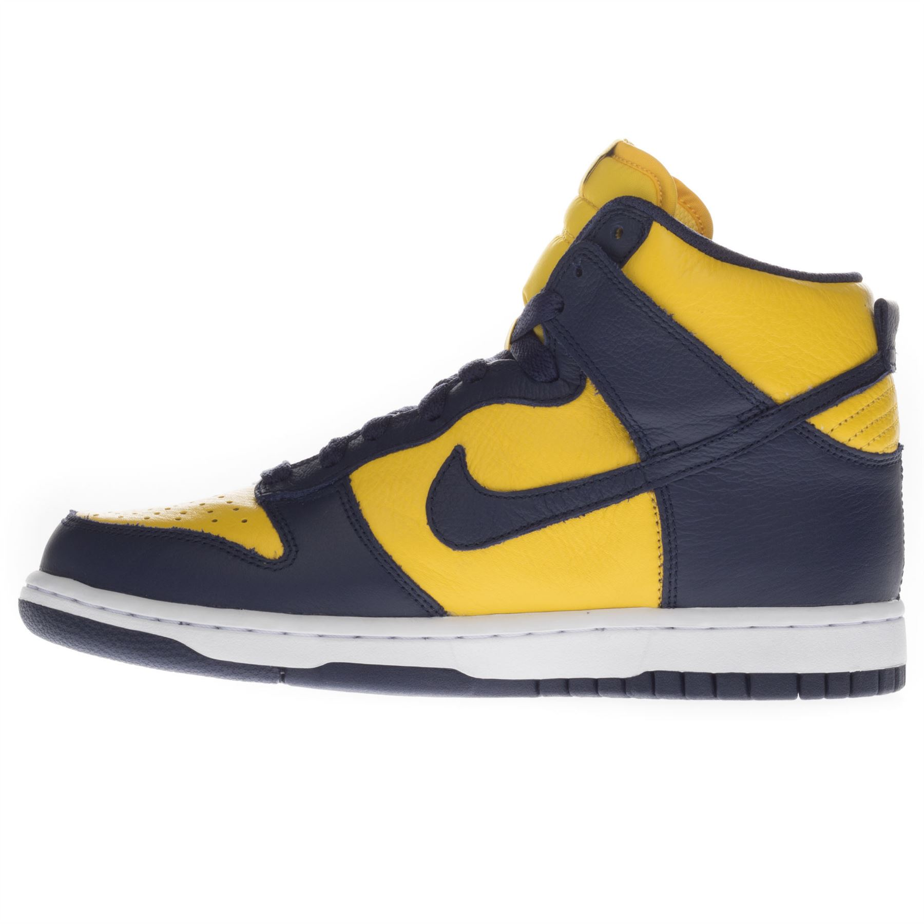 Basketball Qs Navyyellow Dunk Top Gym Sports Retro Nike Women's Hi ACqIFSt