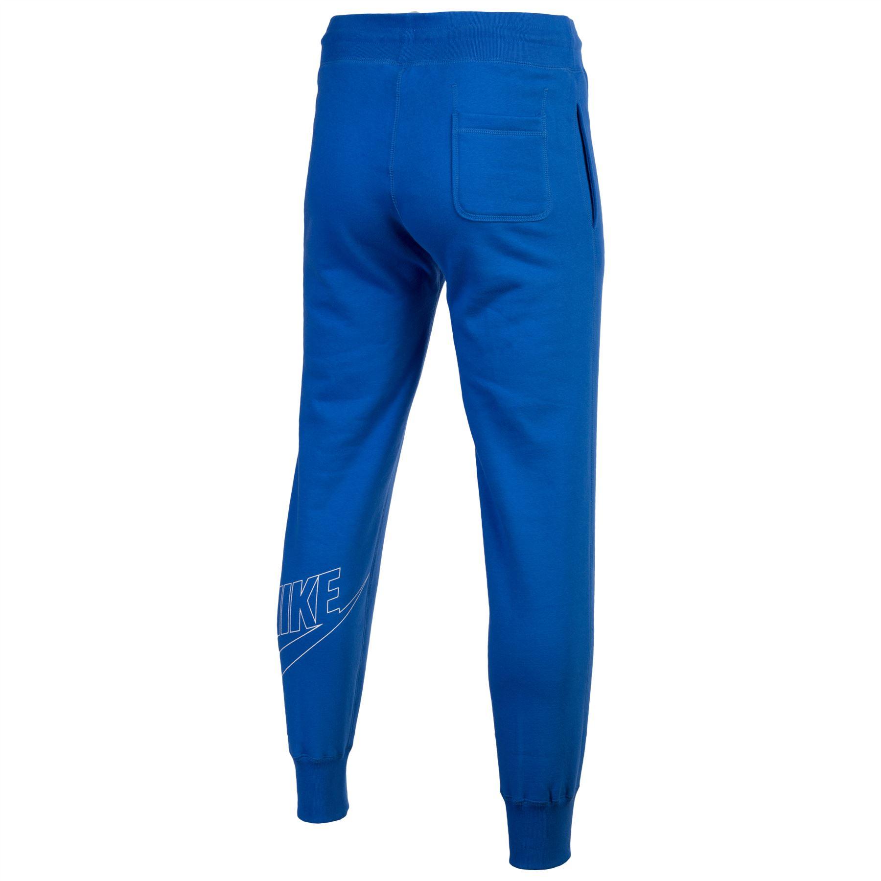 Nike Mens Cuffed Fleece Joggers Track Sweat Jogging Pants ...