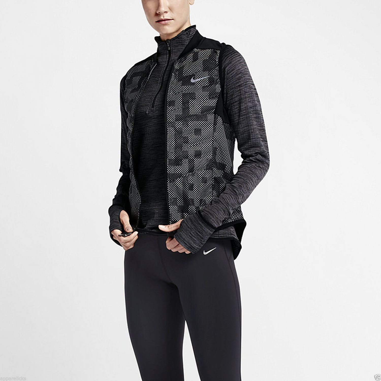Nike-Women-039-s-Aeroloft-Flash-Black-Reflective-