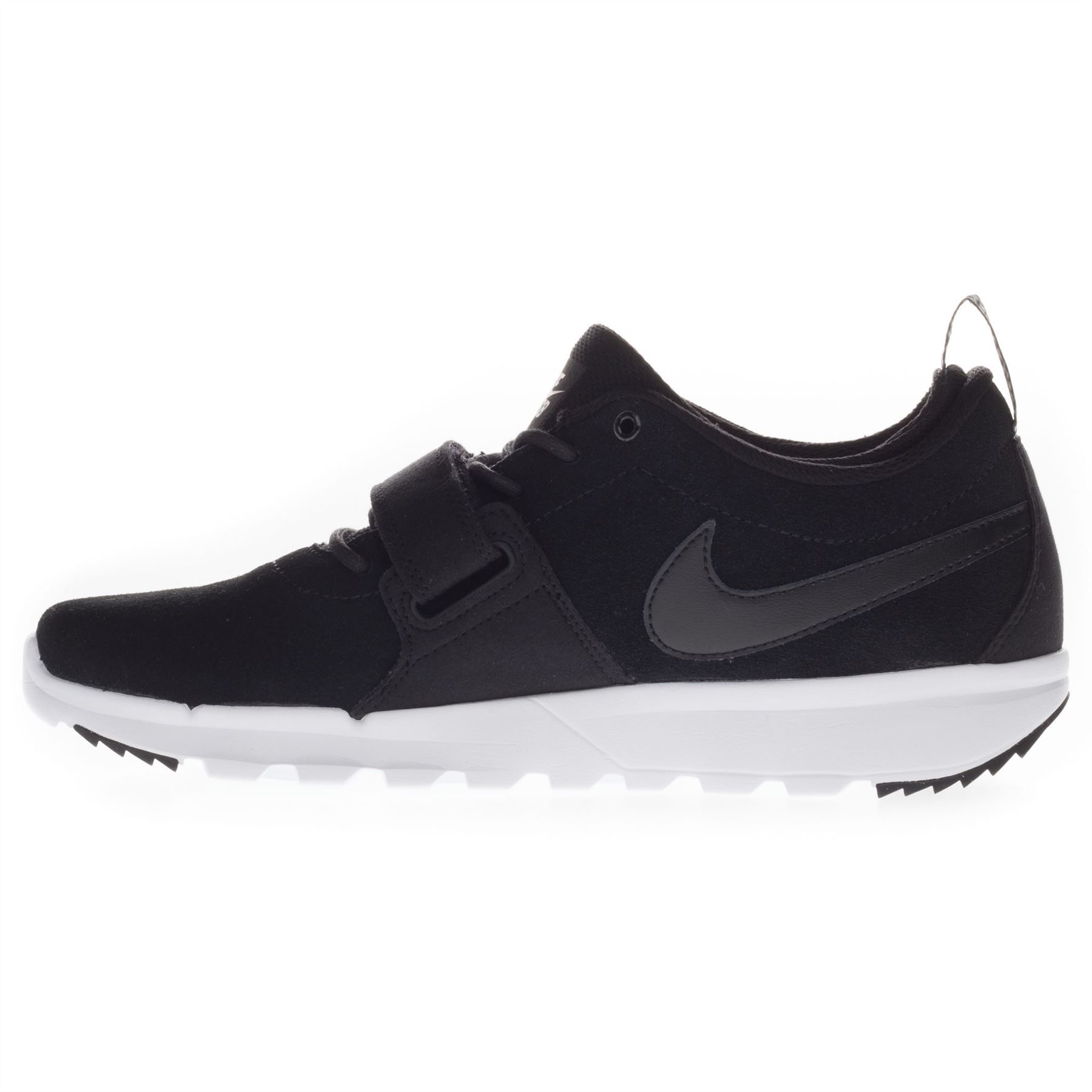 nike shoes with strap on back