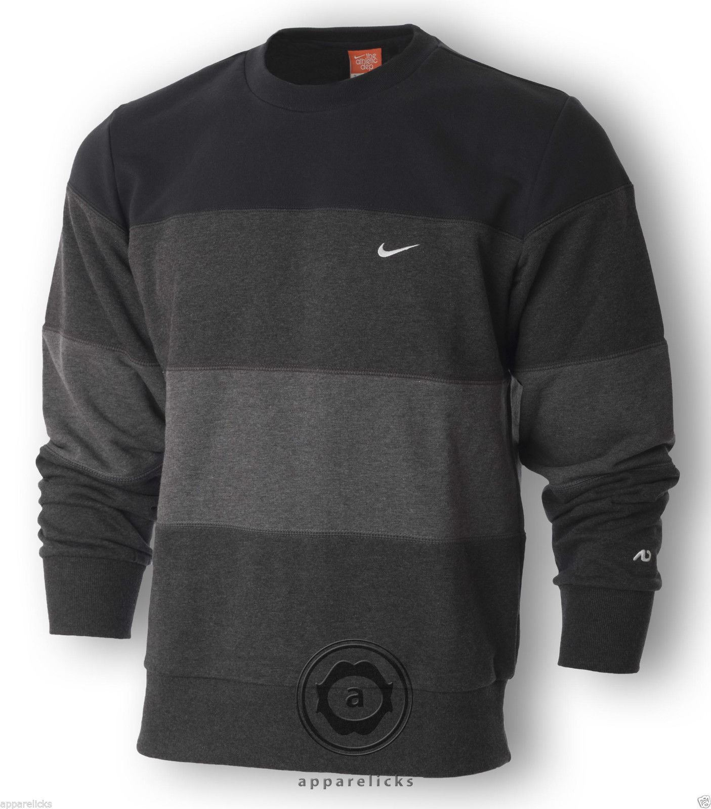 Mens fleece lined hoodie