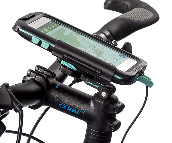 Ultimateaddons Bicycle Waterproof Case For Galaxy S7 With Bike