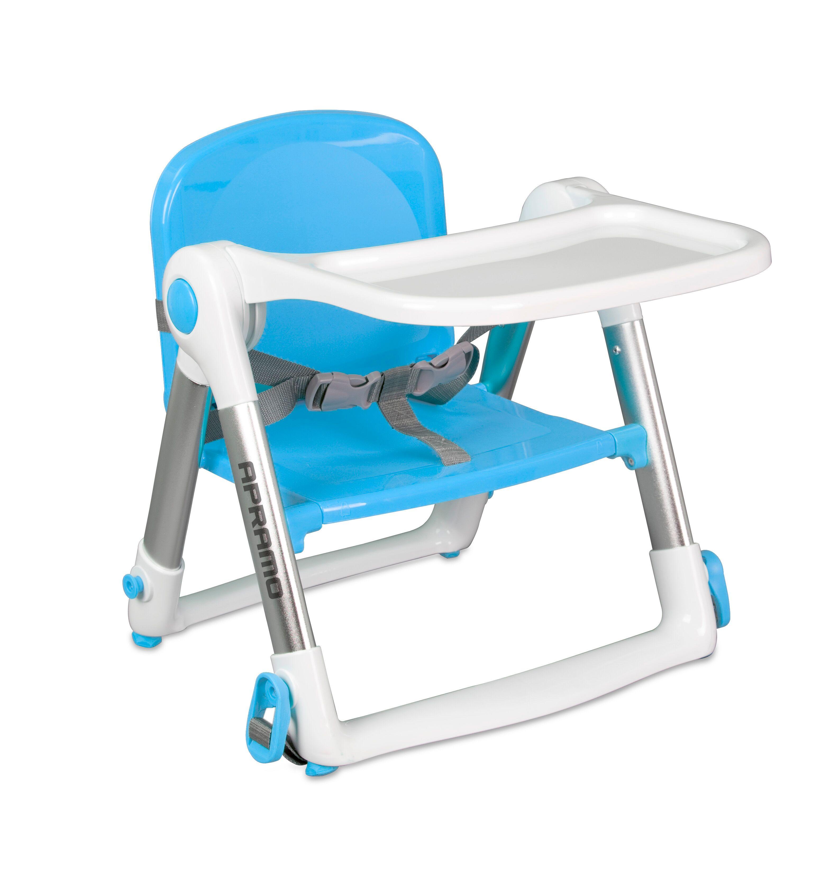 Apramo Flippa Children s Dining Booster Seat Feeding Chair Green