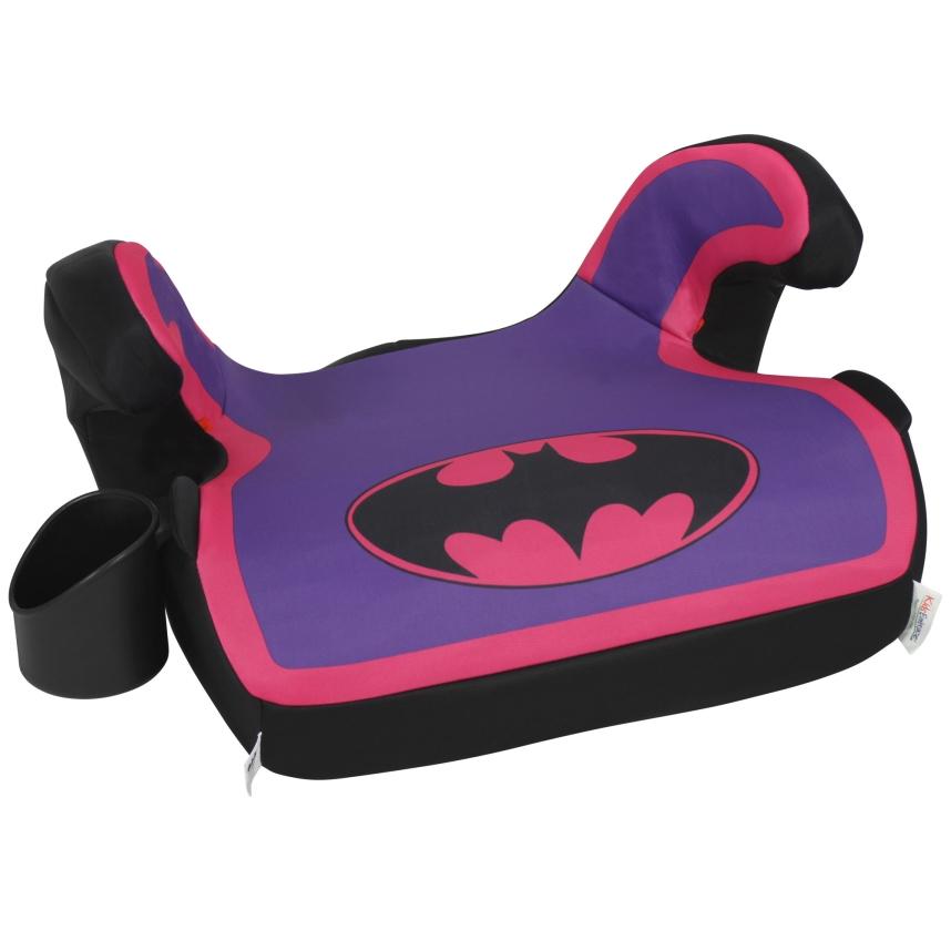 kids embrace children 39 s car booster seat batman batgirl superman super girl ebay. Black Bedroom Furniture Sets. Home Design Ideas