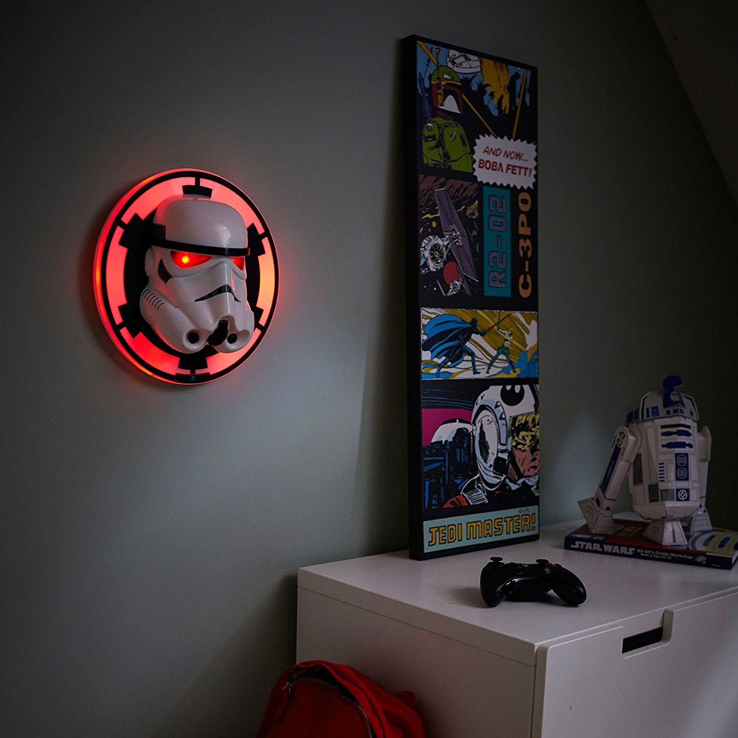 Wall Lamps Marvel : Children s Character Wall Night Lights Marvel / Star Wars Lamp 3D Deco Lighting