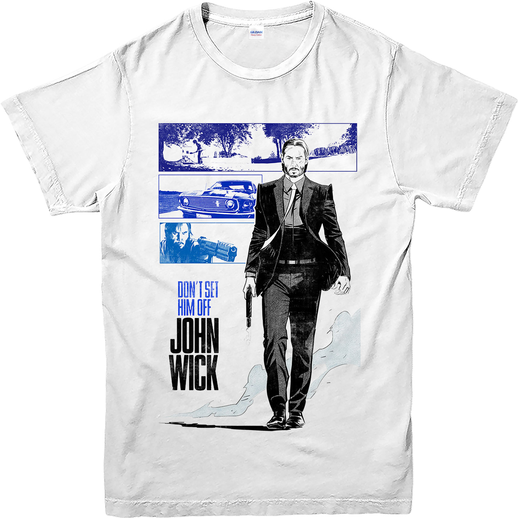 John wick t shirt john wick sketch t shirt inspired top How to sell shirts