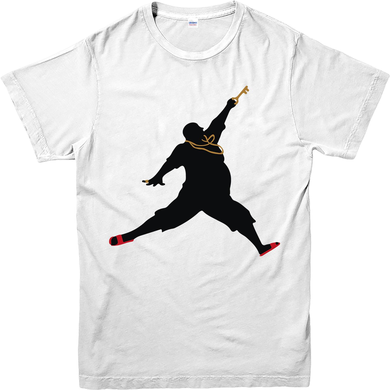 T shirt design jordan - Dj Khaled T Shirt Jordan Logo Spoof T