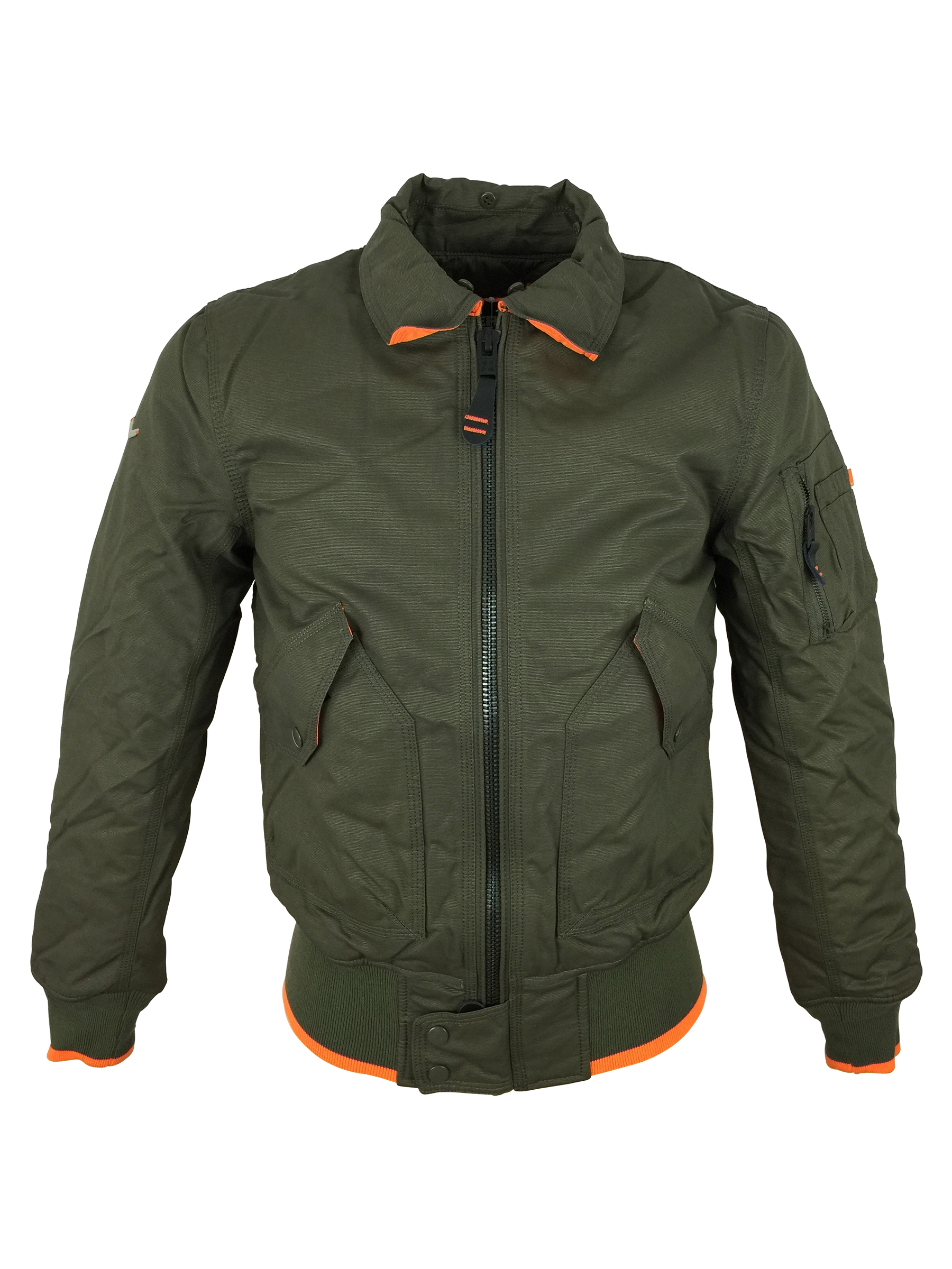 Discover men's jackets & coats on sale at ASOS. Choose from the latest collection of jackets & coats for men and shop your favorite items on sale. your browser is not supported. To use ASOS, we recommend using the latest versions of Chrome, Firefox, Safari or Internet Explorer ASOS DESIGN muscle fit bomber jacket with sleeve zip in khaki.