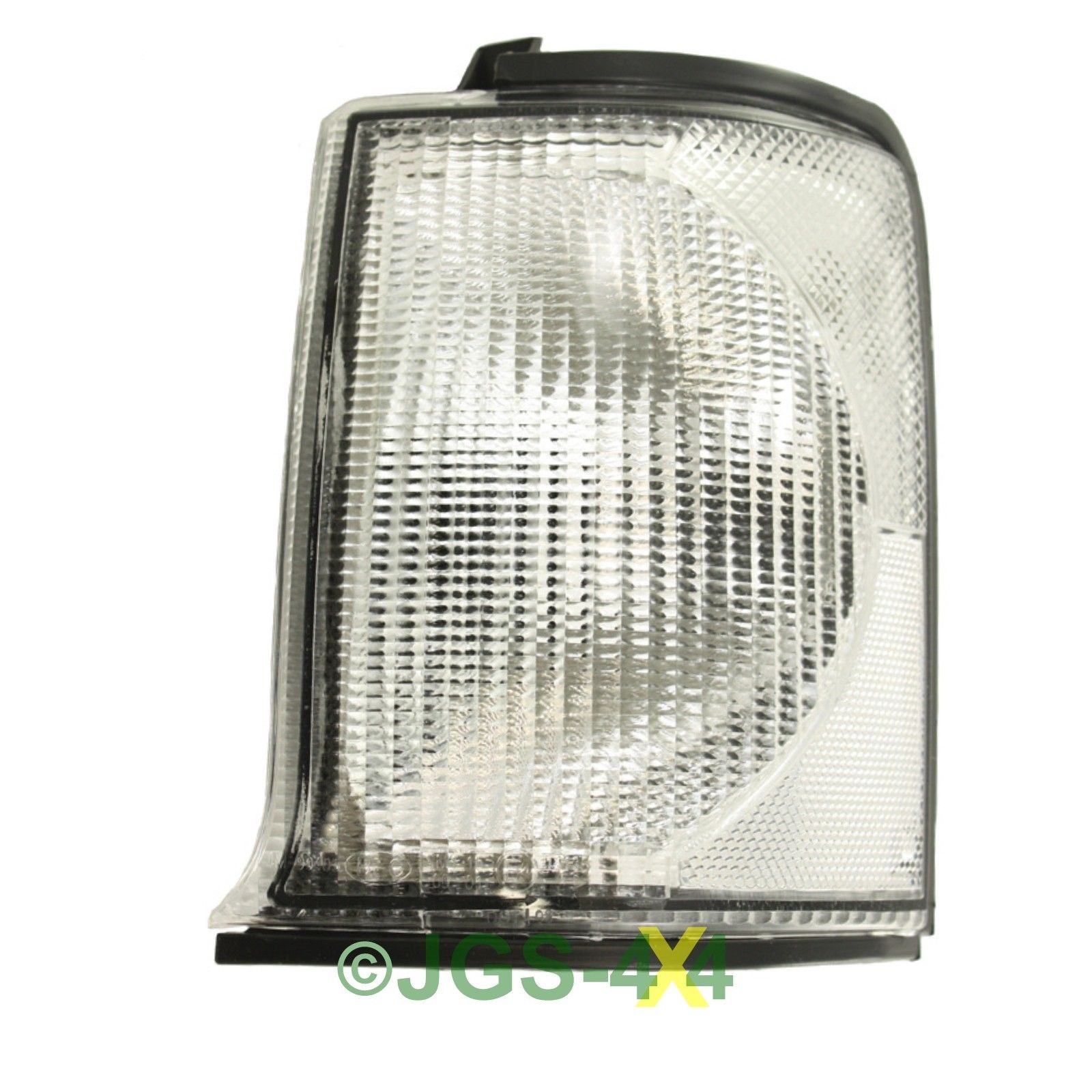 Pair Of Clear Front Indicator Lights For Land Rover: Land Rover Discovery 2 Front L/H N/S Left Clear Indicator