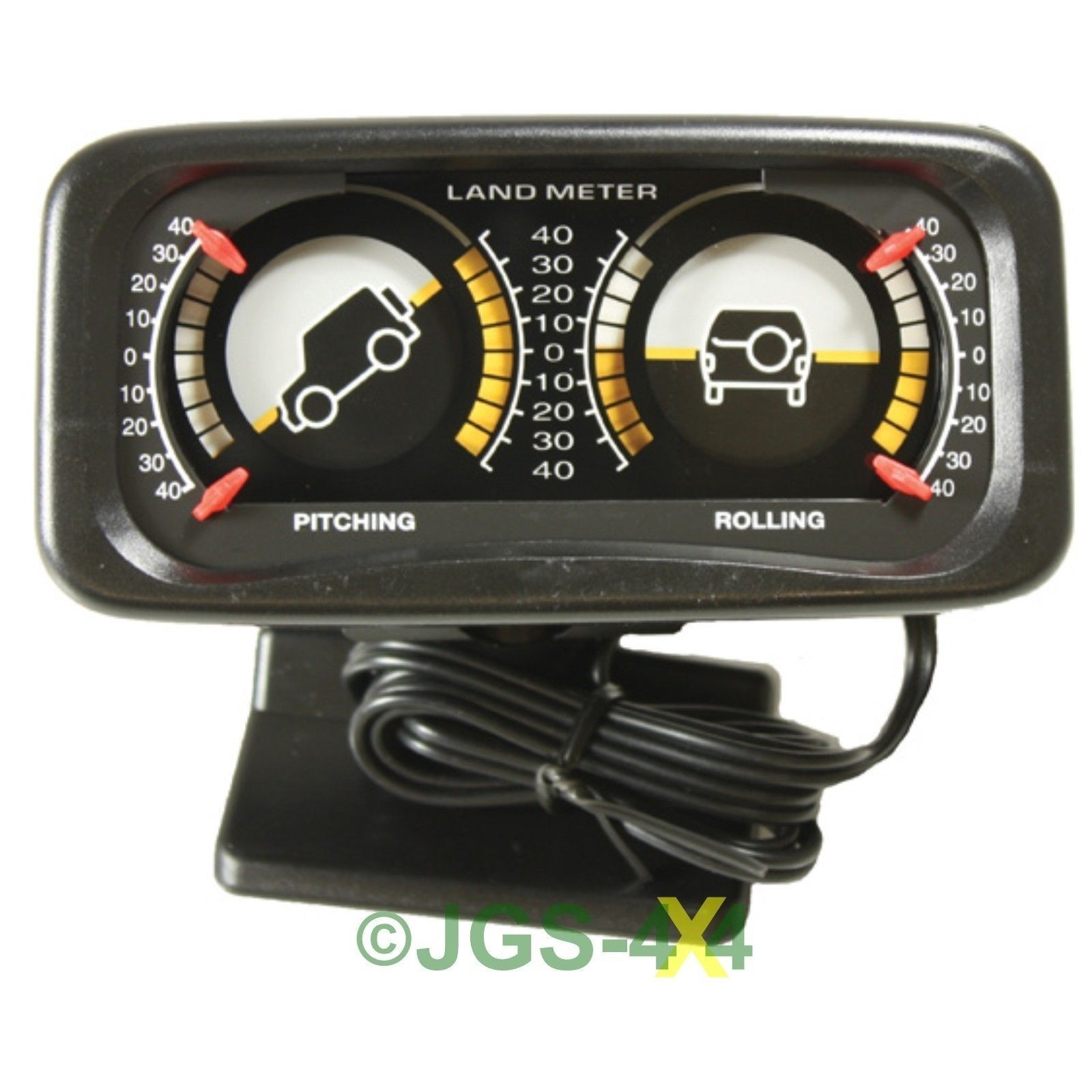 Off Road 4x4 Inclinometer Land Gauge Clinometer Land Rover
