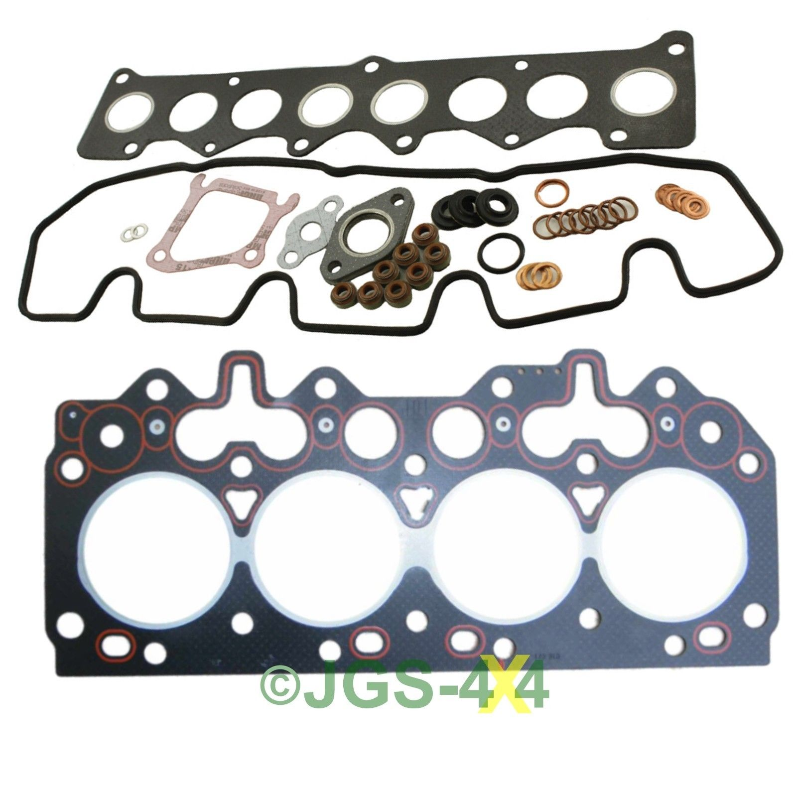 1998 Land Rover Range Rover Head Gasket: Defender & Discovery 300TDi Head Gasket + Head Set ELRING