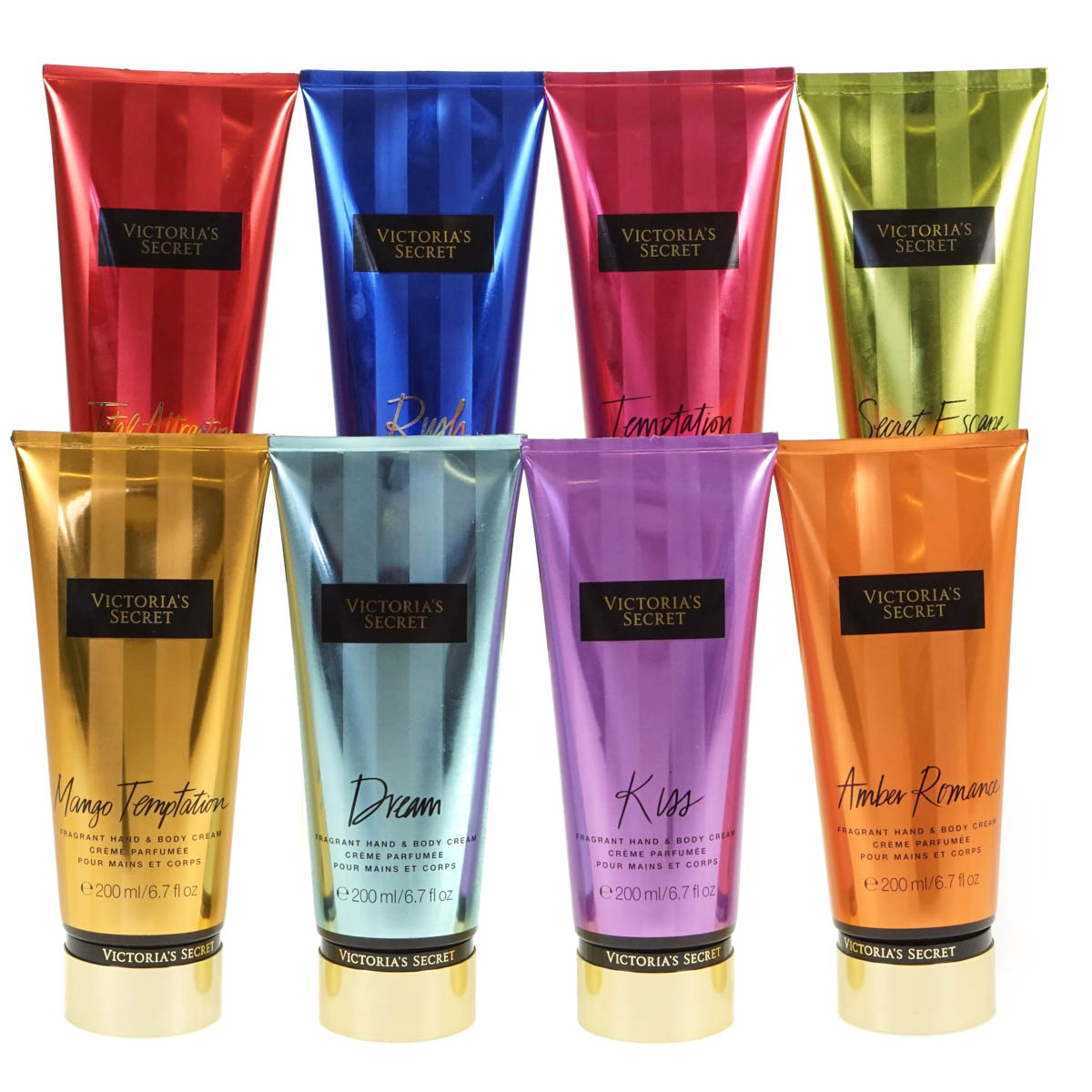 victoria 39 s secret fragrant hand body cream 200ml. Black Bedroom Furniture Sets. Home Design Ideas
