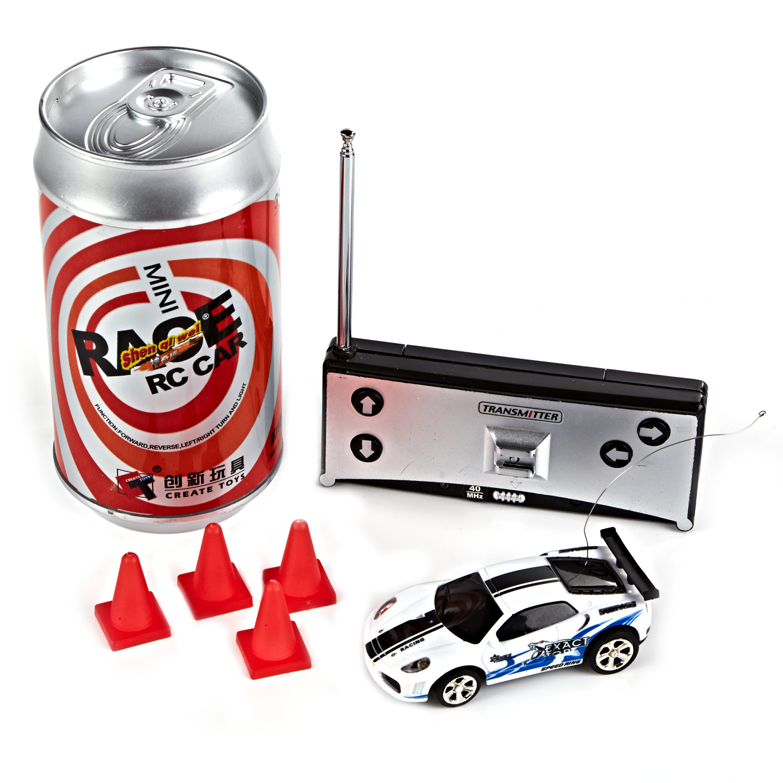 Create Toys Mini Rc Radio Remote Control Racing Model Car