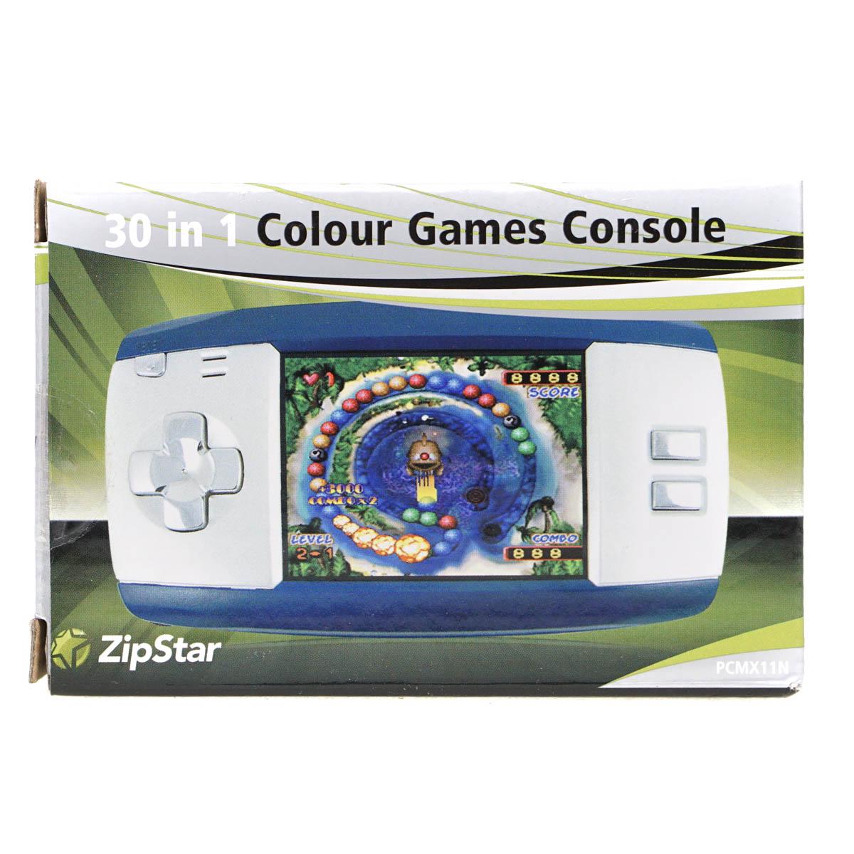 zipstar couleur portable console de jeux portable de jeux. Black Bedroom Furniture Sets. Home Design Ideas