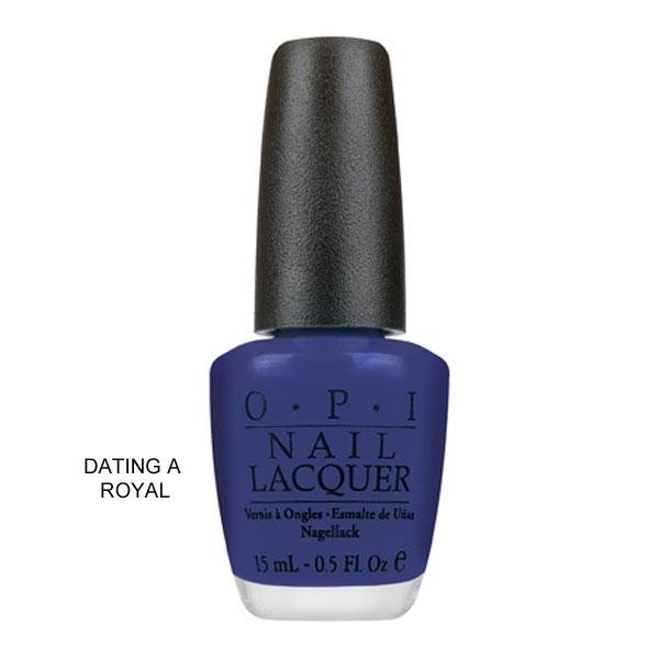 Blue Nail Varnish Uk: OPI NAIL VARNISH LACQUER ROYAL DARK NAVY LIGHT SKY BLUE