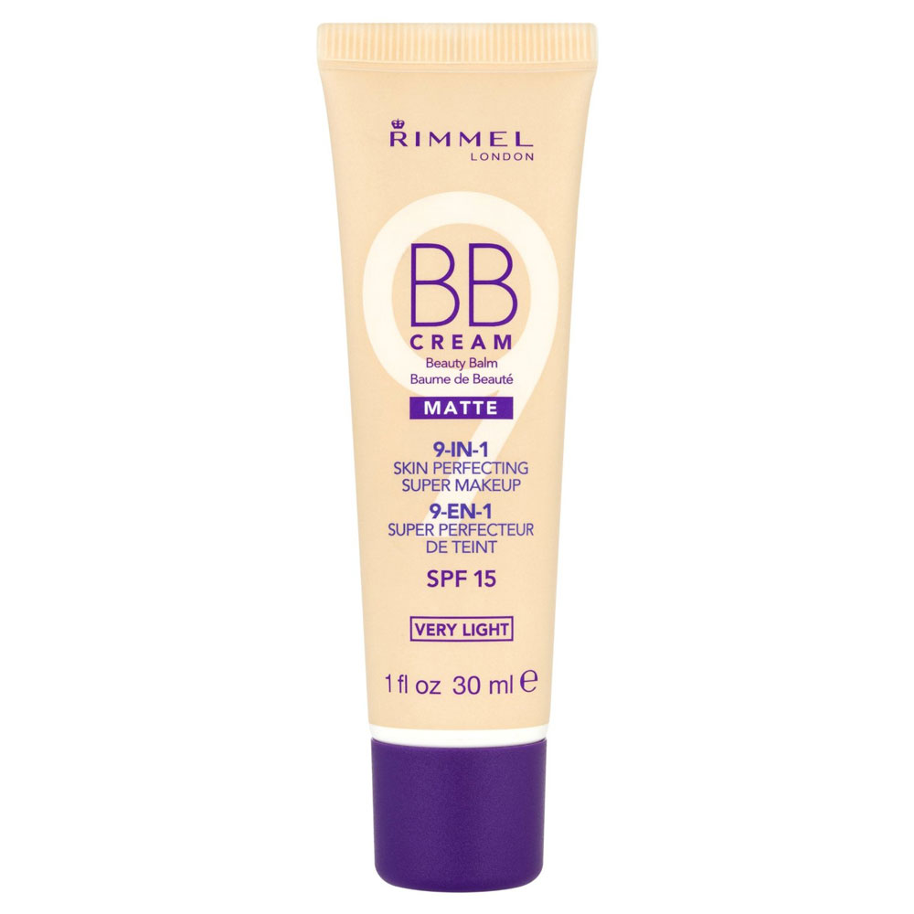 rimmel bb cream matte 9 in 1 skin perfecting makeup very. Black Bedroom Furniture Sets. Home Design Ideas