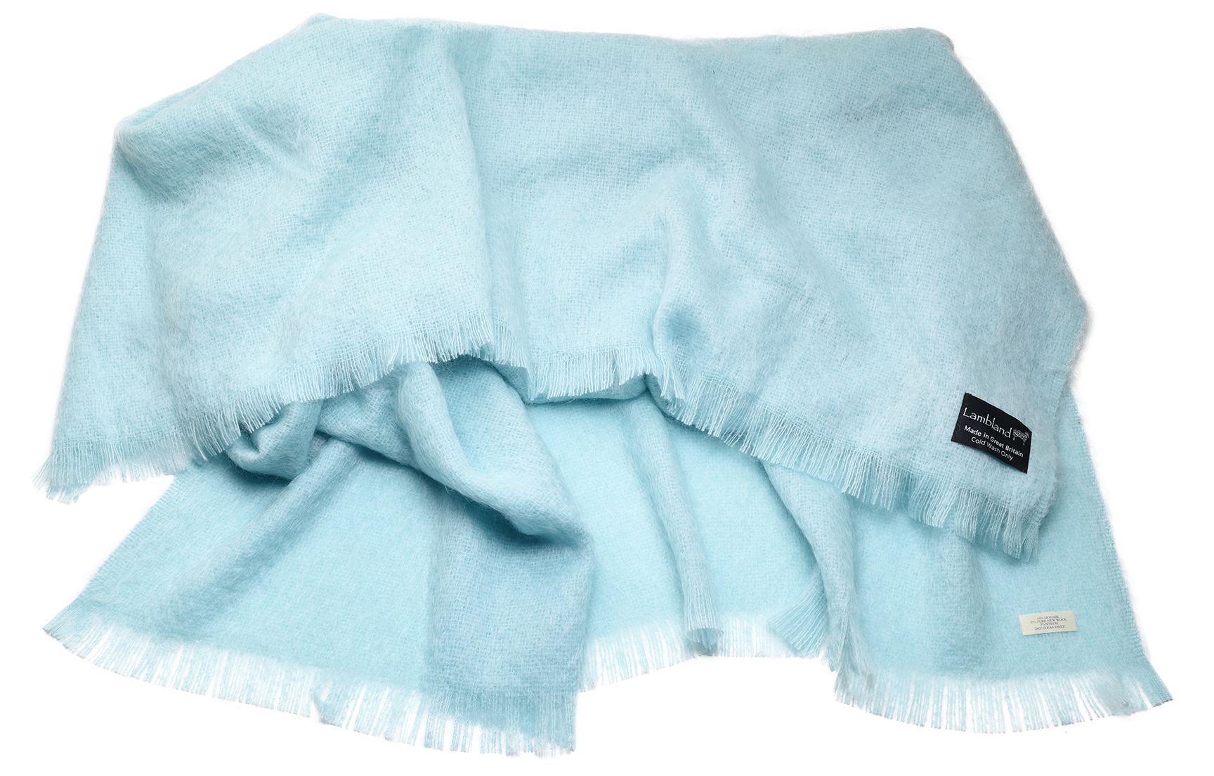 Super Soft Large Finest Mohair Picnic Blanket Throw Bedding Pink Blue Grey