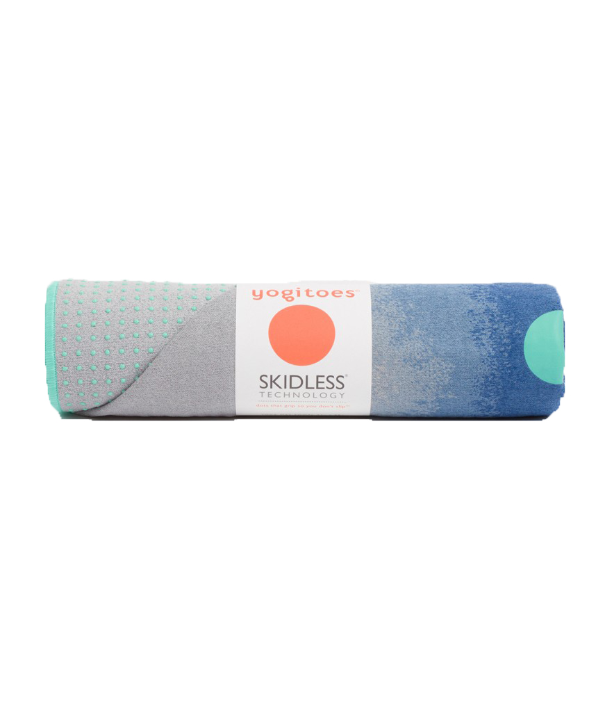Yoga Towel Uk: Manduka Yogitoes RSKIDLESS Non-Slip Absorbent Yoga Mat