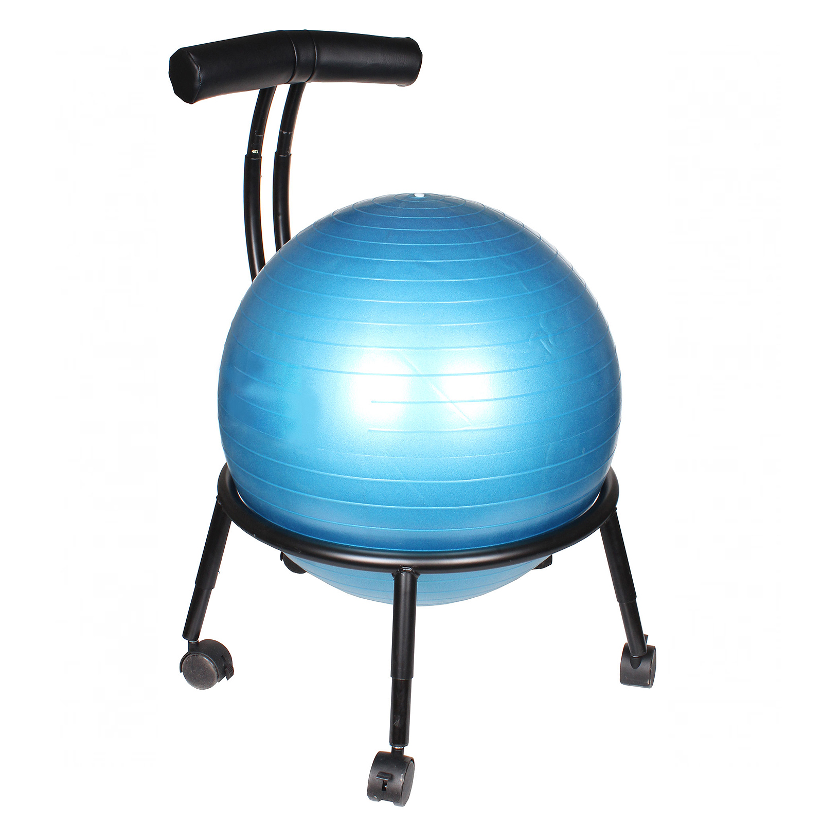 yoga studio pilates stability balance ball office. Black Bedroom Furniture Sets. Home Design Ideas