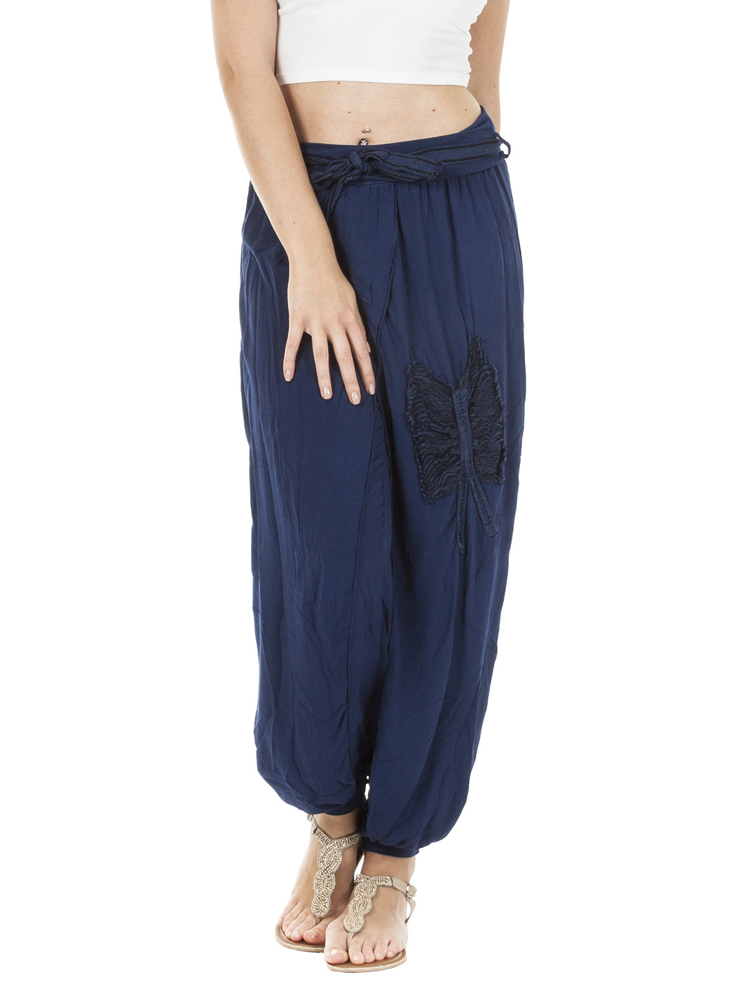 Mogul Interior Womens Ethnic Regular Harem Pants Printed Elastic High Waist With 2 Front Pockets Loose Casual Pant. Sold by Mogul Interior. $ $ Mogul Interior Womens Loose Casual Pant High Waist With 2 Front Pockets Patchwork Cotton Regular Harem Pants.