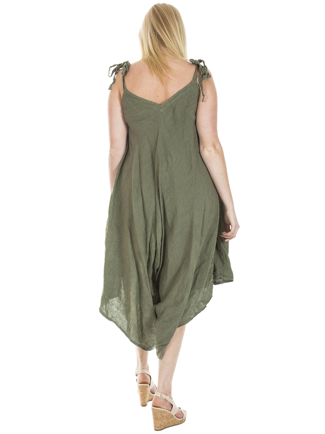 Light, lovely and simple, Vivid Linen clothes are sure to delight your feminine Styles: Comfy, Relaxing, Elegant.